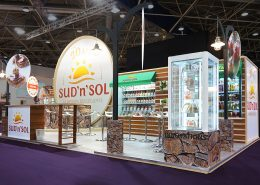 Booth Design | Stand d'exposition | Sirha Show