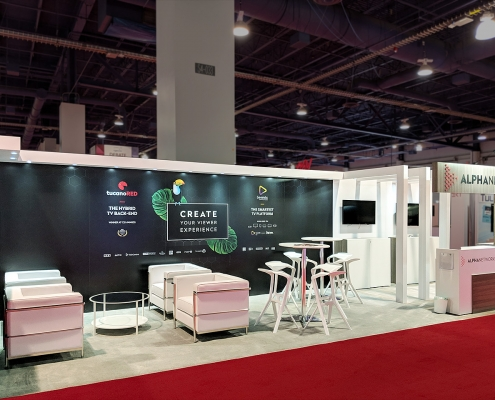 Custom-Booth-Alpha-Networks-NAB-2019-Contact-Area