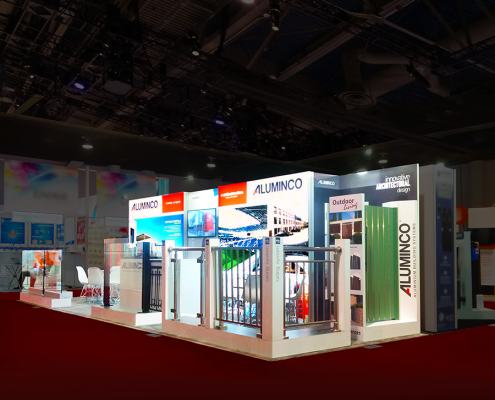 Booth Design | Stand d'exposition | IBS Show