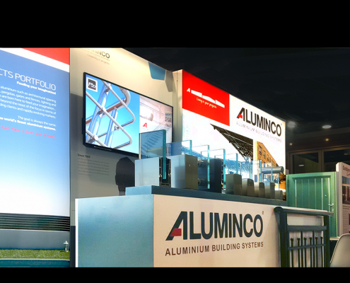 Custom-Booth-Aluminco-IBS-2016-Products-Area