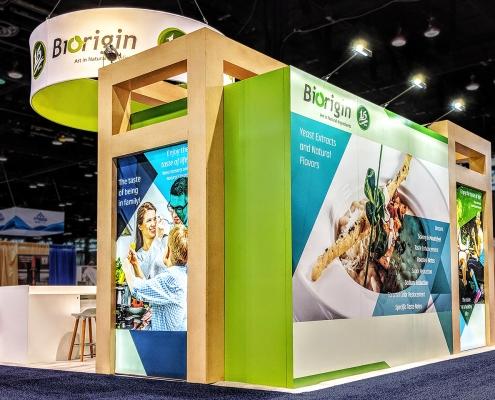Custom-Booth-Biorigin-IFT-2018-Large-Format-Printing