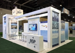 Custom-Booth-BSP-BIO-International-2019-Reception-Desk