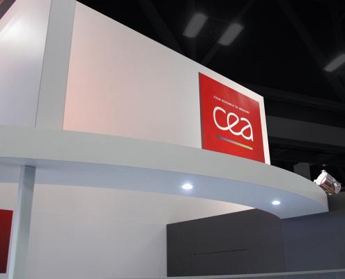Stand-sur-Mesure-CEA-Super-Computing-2015-Éclairage