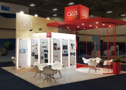 Custom-Booth-CEA-Super-Computing-2018