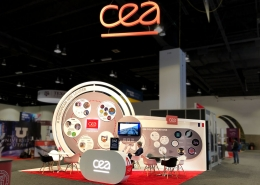 Custom-Booth-CEA-Super-Computing-2019