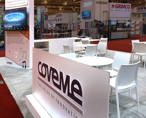 Booth Design | Stand d'exposition | CWIEME Show