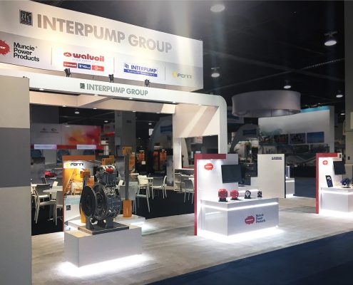 Booth Design | Stand d'exposition | Conexpo Show
