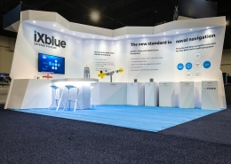 Custom-Booth-IXblue-Sea-Air-Space-2018
