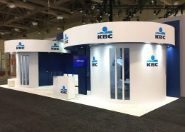 Booth Design | Stand d'exposition | Sibos Show