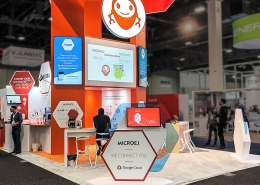 Custom-Booth-MicroEJ-CES-2019