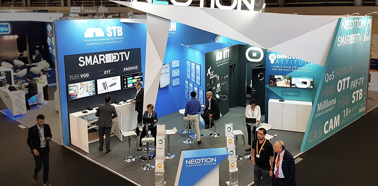 Stand-sur-Mesure-Neotion-IBC-2018-Kiosque-Europe