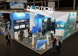 Custom-Booth-Neotion-IBC-2018-Europe-Show