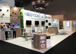 Custom-Booth-Neotion-IBC-2019-Reception