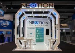 Custom-Booth-Neotion-MWC-2018