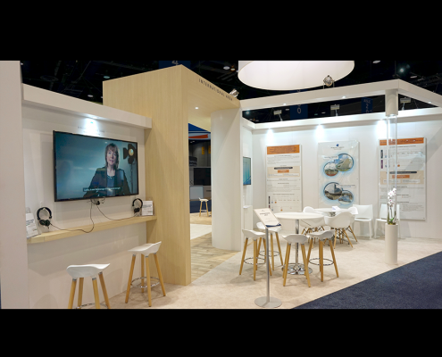 Booth Design | Stand d'exposition | ASCO Show