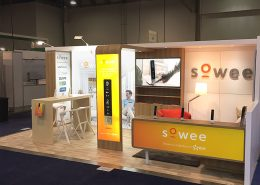 Booth Design | Stand d'exposition | CES Show